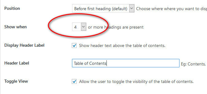Wordpress Table Of Contents Plugin To Freely Use