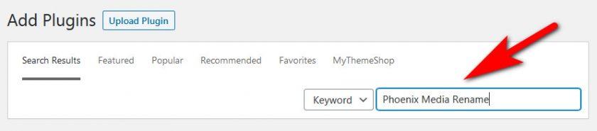 Steps To Rename Existing Media Files In WordPress 2
