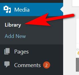 Steps To Rename Existing Media Files In WordPress 4