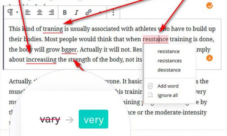 How To Add Spell Checker To Your WordPress Site For Free