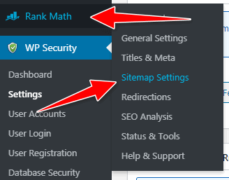 Solve Rank Math Sitemap Error - Update Rank Math Sitemap