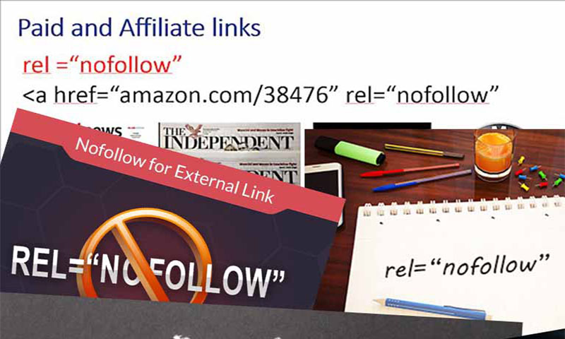 secrets to adding rel nofollow tags to affiliate links